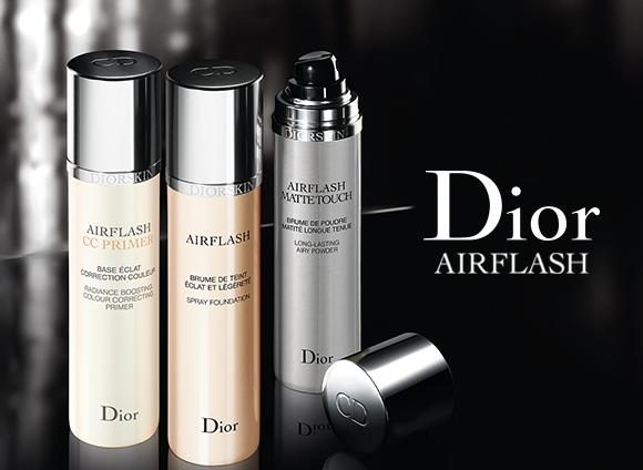 Dior Airflash Banner