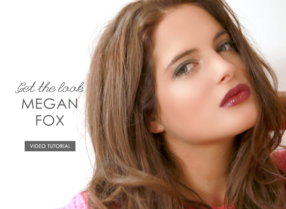 Get The Look Megan Fox Binky