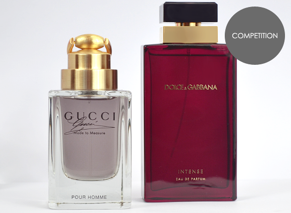 Gucci Made to Measure Dolce Gabbana Intense Competition