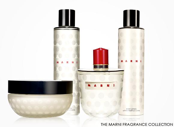 Marni Fragrance Collection