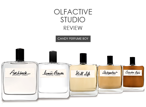 Olfactive Studio Review Banner