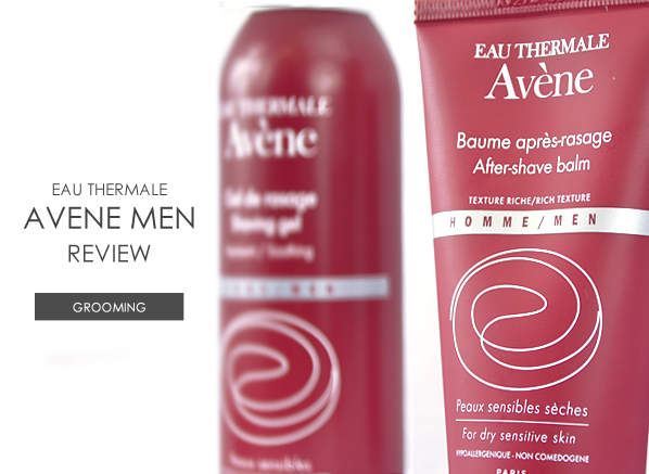 Avene Men Review Banner