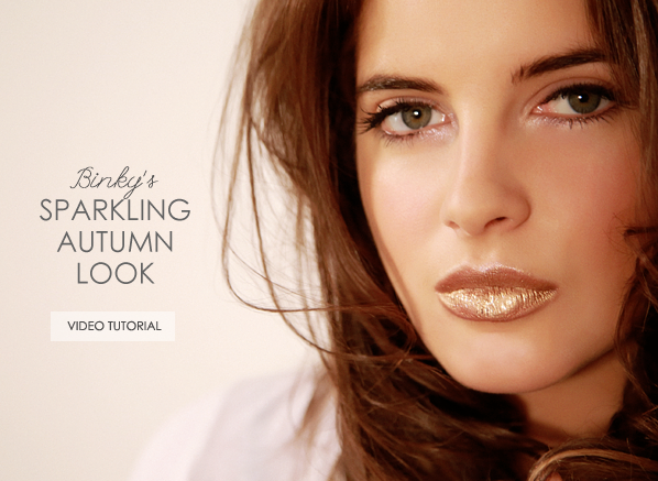 Sparkling Autumn Look