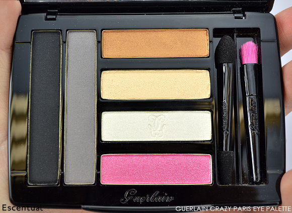 Guerlain Crzy Paris Eye Palette CLOSE