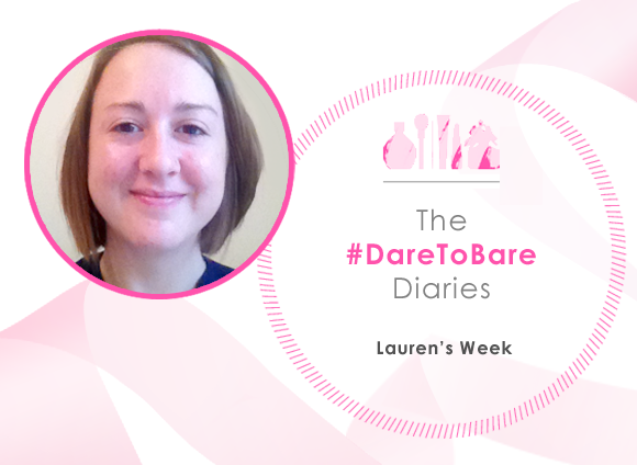 Lauren's Dare to Bare Diary