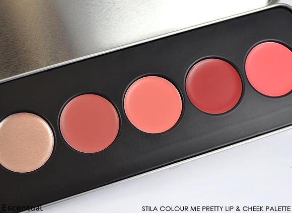 Stila Colour Me Pretty Lip & Cheek Palette 2