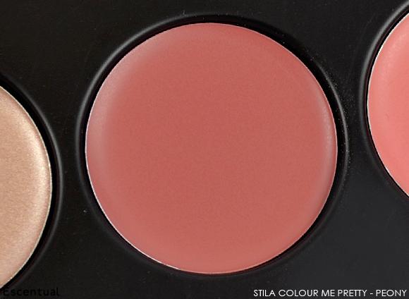 Stila Colour Me Pretty Lip & Cheek Palette - Peony