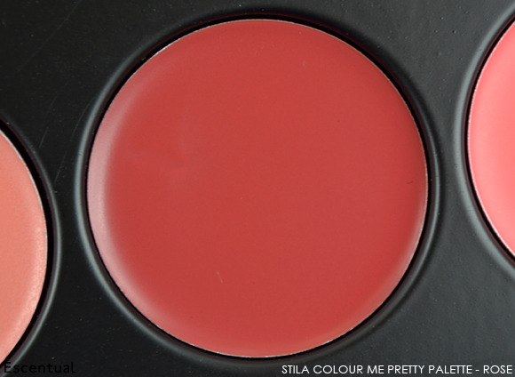 Stila Colour Me Pretty Lip & Cheek Palette - Rose