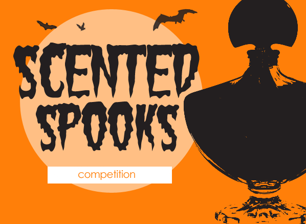 Scented Spooks Halloween Banner