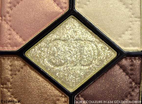 Dior 5 Couleurs Eyeshadow in 634 Golden Flower