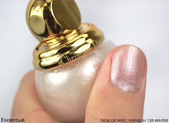 Dior Diorific Vernis in 128 Winter