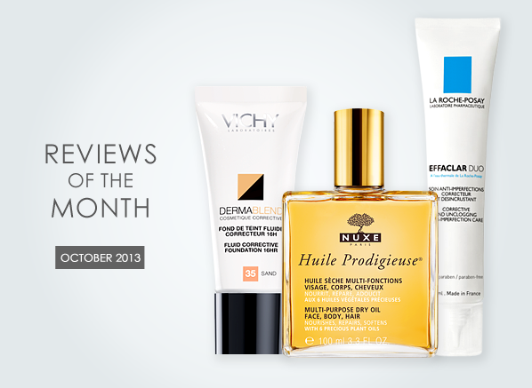 Reviews of the Month October