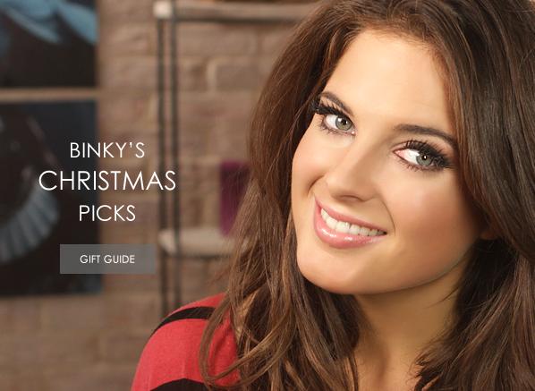 Binky's Christmas Gift Guide