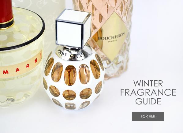 Winter Fragrance Guide For Her