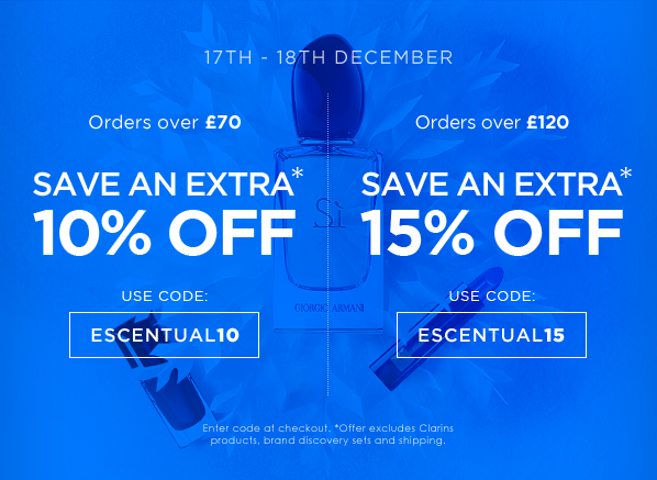 December Tiered Promotion