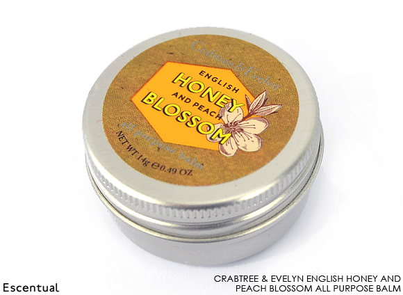 Crabtree & Evelyn English Honey and Peach Blossom All Purpose Balm