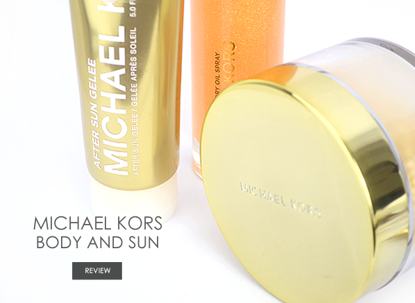 Michael Kors Body and Sun