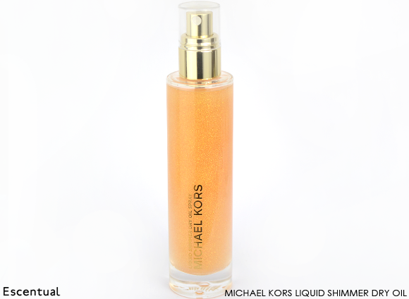 Michael Kors Liquid Shimmer Dry Oil
