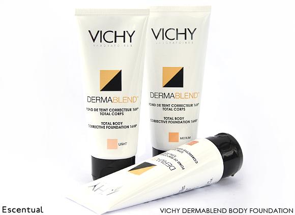 Vichy Dermablend Body Foundation