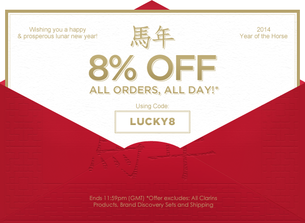 LUCKY8 Chinese New Year