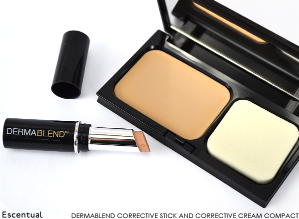 Dermablend Corrective Compact Cream and Corrective Stick