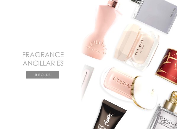 Fragrance Ancillaries - The Guide
