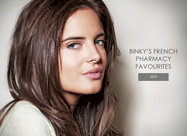 Binky's French Pharmacy Edit
