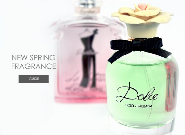 New Spring Fragrance