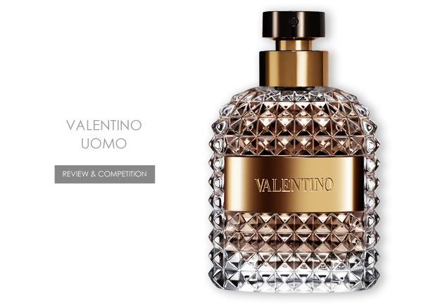 Uomo - The New Masculine Fragrance from Valentino