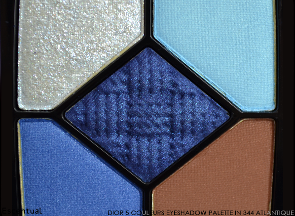 Dior 5 Couleurs Eyeshadow Palette in 344 Atlantique