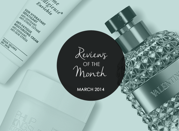 Reviews of the Month March 2014