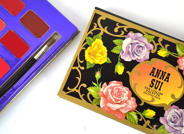 Anna Sui Palette Banner
