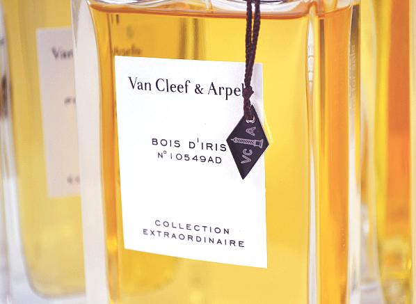 Van Cleef & Arpels Collection Extraordinaire Bois d'Iris