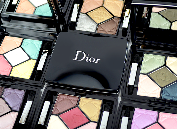 Dior 5 Couleurs Collection 2014