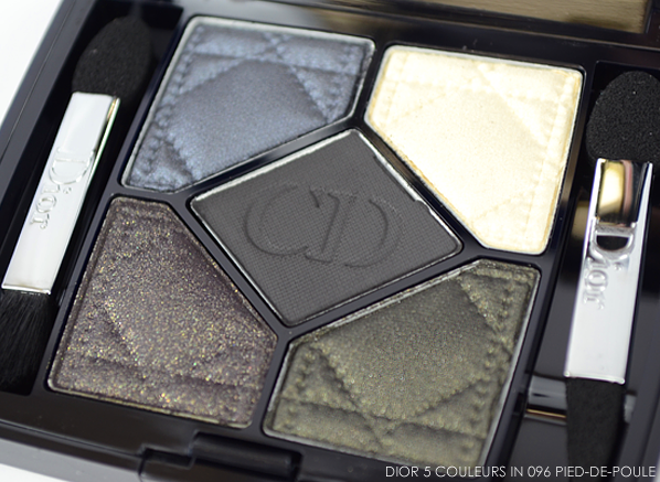 Dior 5 Couleurs Eyeshadow Palette in 096 Pied-de-Poule