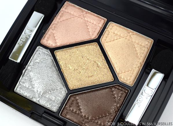 Dior 5 Couleurs Eyeshadow Palette in 566 Verseilles
