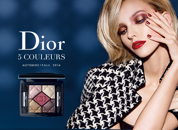 Dior Fall Look 5 Couleurs