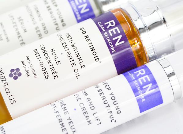 REN Anti-Ageing Skincare