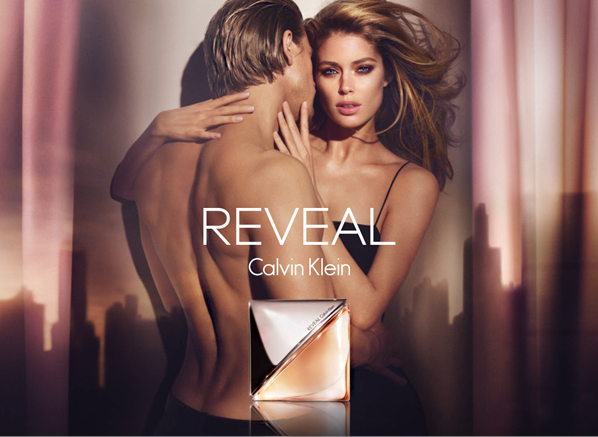Reveal - The Latest from Calvin Klein