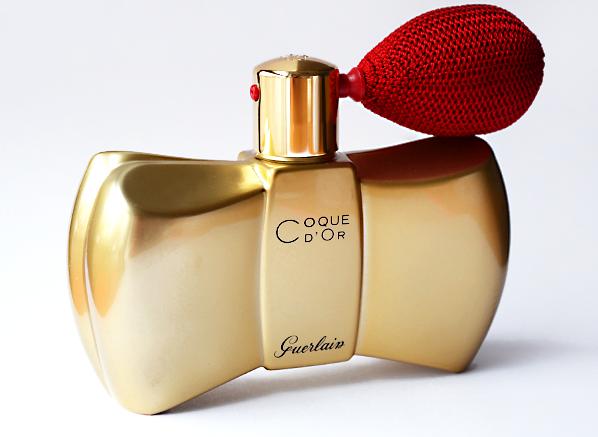 Guerlain Coque d'Or Shimmer Spray 1