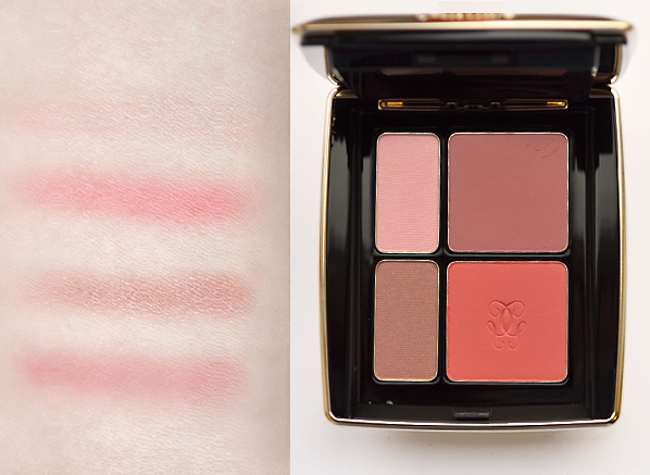 Guerlain Petrouchka Eye and Blush Palette Cheeks Swatch 2
