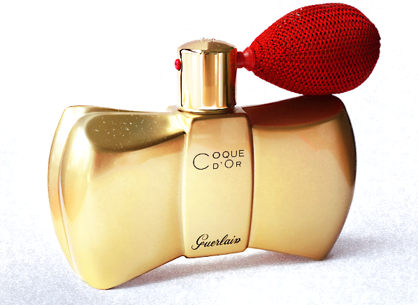 Guerlain Coque d'Or Shimmer Spray