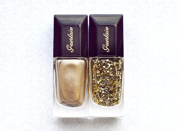 Guerlain Gold Leaf Top Coa