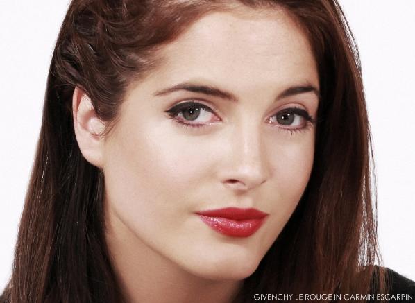 Givenchy Le Rouge  - Carmin Escarpin - Binky