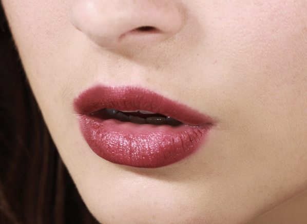 Binky Marsala Colour of the Year Lips