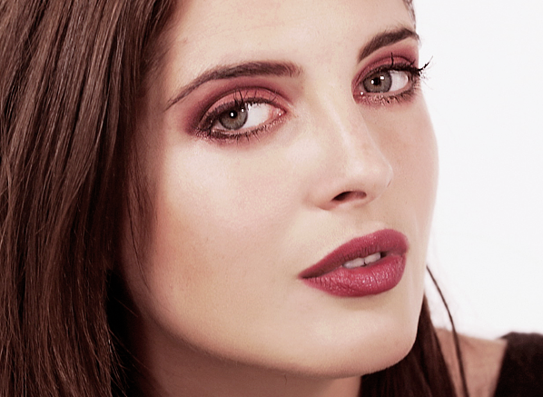 Marsala Colour of the Year Look