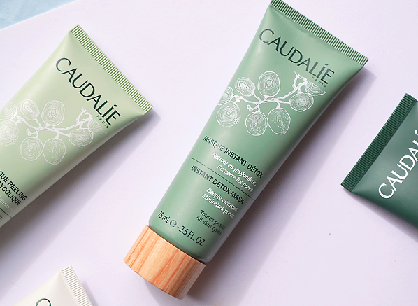 Caudalie Mask Line-Up 2