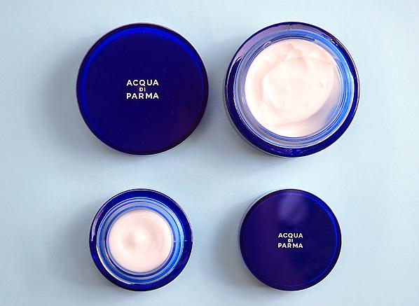 Acqua di Parma Face Cream and Eye Cream