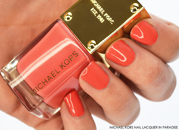 Michael Kors Nail Lacquer in Paradise