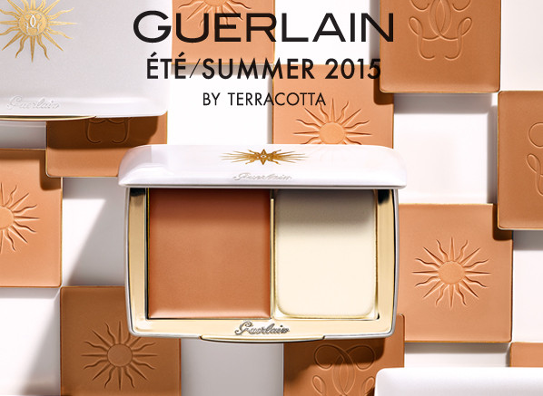 Guerlain Summer Look Swatches